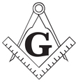 Masonic square vector | Price: 1 Credit (USD $1)