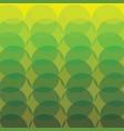 abstract geometric pattern circles ring vector image vector image
