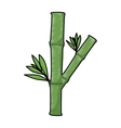 bamboo plant icon image vector image vector image