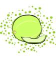 honeydew melon vector image vector image