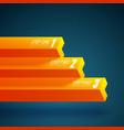 web business design elements vector image vector image