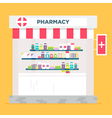 Pharmacy Store vector image