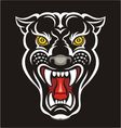 Panther - print vector image
