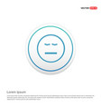 smiley icon face icon hexa white background icon vector image