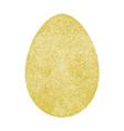 vintage color egg vector image vector image