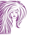 Beautiful Fashion Girl vector image vector image