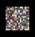 abstract geometric pattern for your design vector image vector image