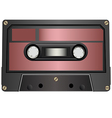 audio cassette1 vector image vector image