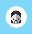 skull icon sign symbol vector image vector image