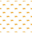 puddle of honey pattern vector image vector image