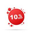 10 percent off sale discount banner discount