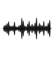 equalizer tune icon simple black style vector image vector image