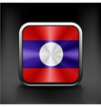 Sovereign state flag of country of Laos vector image