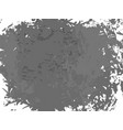 background with grunge texture vector image vector image