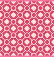 tile pink decorative floor tiles pattern vector image vector image