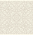 vintage swirly pattern in neutral color vector image vector image