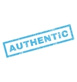Authentic Rubber Stamp vector image vector image
