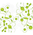 Vines Background vector image vector image