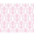 floral wallpaper background vector image