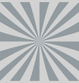 retro ray burst background - graphic vector image vector image