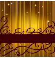 celebratory design vector image vector image