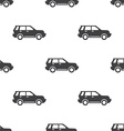 suv seamless pattern vector image vector image