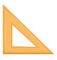 plastic math geometry tools vector image