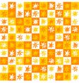 sun background pattern vector image