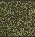 texture camouflage military repeats army vector image vector image