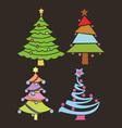 Christmas 2 vector image vector image