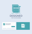 internet page web webpage wireframe business logo vector image vector image