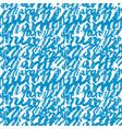 miami lettering in graffiti style vector image