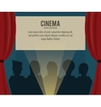 theater movie film icon graphic vector image