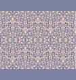 vintage swirl seamless pattern background vector image