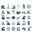 Industrial icons8 vector image vector image
