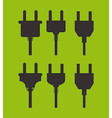 electrical concept vector image