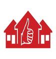 House ikona3 resize vector image vector image