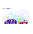 cars for women composition vector image
