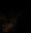 coffee color grain texture vector image vector image