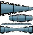filmstrip vector image vector image