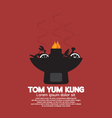 Tom Yum Kung vector image
