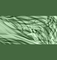 background of smooth swamp lines vector image