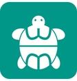 Pet Turtle vector image vector image