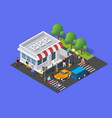 store eatery grocery vector image