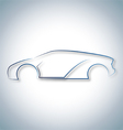 Aesthetic sweet sport logo vector image
