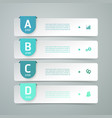 Business economy infographic elements