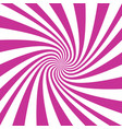 abstract spiral ray background - design vector image vector image
