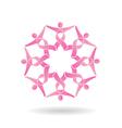 Power Pink Ribbon People
