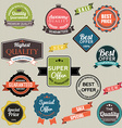 Premium design elements vector image vector image