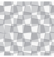 Seamless background made from geometric figures vector image